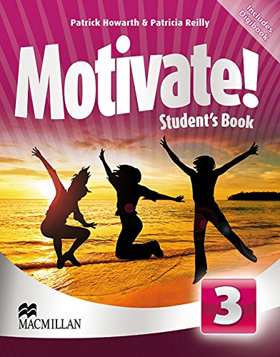Motivate! Student's Book Pack Level 3 (Motivate Level 3) By Patrick Howarth