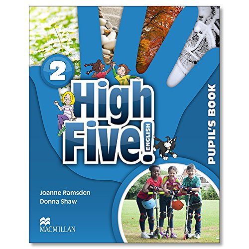 High Five! English  Level 2 Pupil's Book Pack