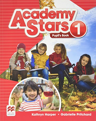 Academy Stars Level 1 Pupil's Book Pack von Kathryn Harper