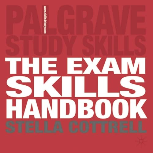 The Exam Skills Handbook By Stella Cottrell
