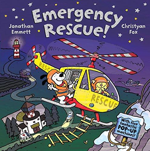 Emergency Rescue! By Jonathan Emmett