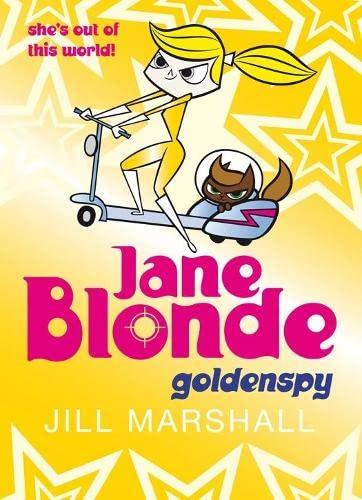 Jane Blonde 5: Goldenspy By Jill Marshall