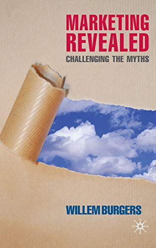 Marketing-Revealed-Challenging-the-Myths-by-Burgers-Willem-Hardback-Book-The