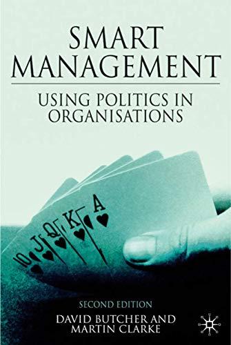 Smart Management By David Butcher
