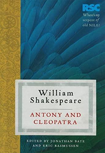 Antony and Cleopatra By Eric Rasmussen