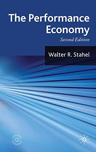 The Performance Economy By W. Stahel