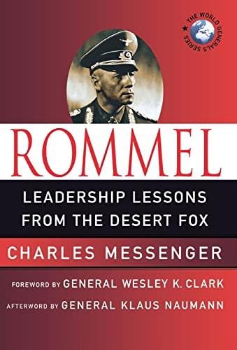 Rommel By Charles Messenger