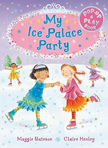 My Ice Palace Party By Claire Henley