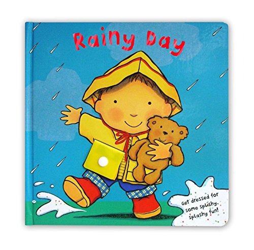 Rainy Day By Illustrated by Caroline Jane Church