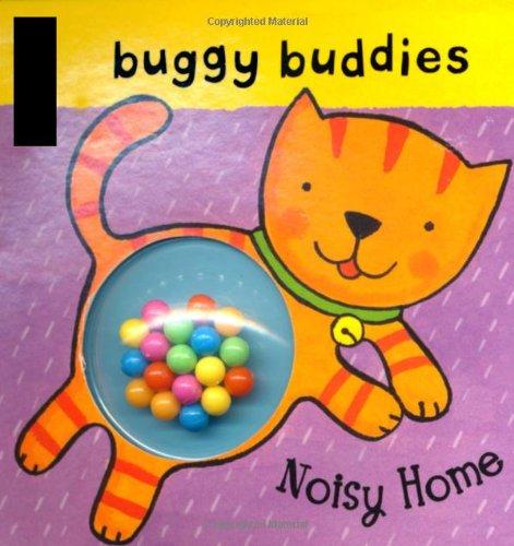 Rattle Buggy Buddies:Noisy Home By Ana Martin Larranaga