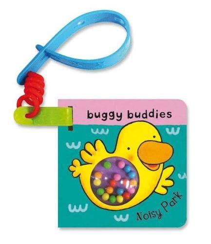 Rattle Buggy Buddies: Noisy Park By Ana Martin Larranaga