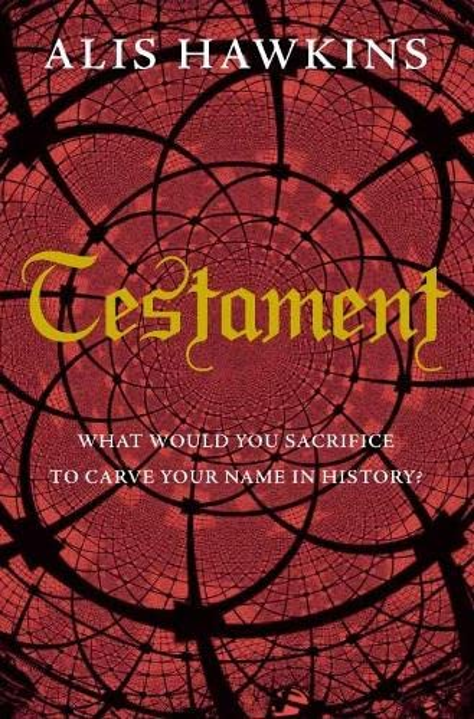 Testament (Macmillan New Writing) By Alis Hawkins