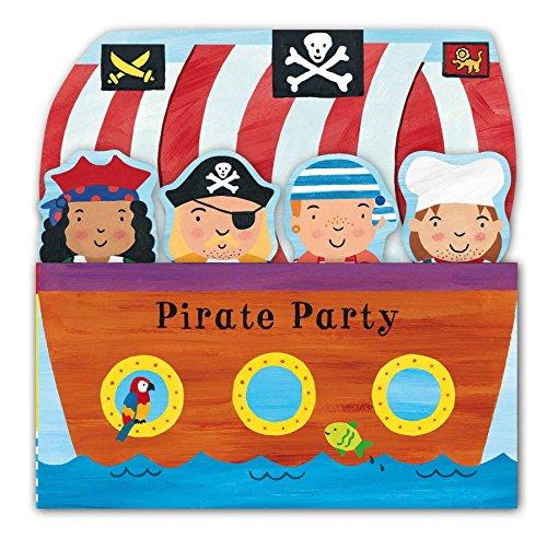 Tip Top Tabs: Pirate Party by Rachel Fuller