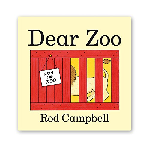 Dear Zoo Mini Edition By Rod Campbell