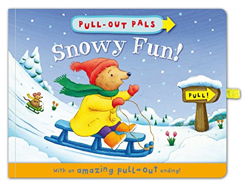 Pull-Out Pals: Snowy Fun! By Stephen Gulbis