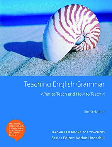Teaching English Grammar By Jim Scrivener