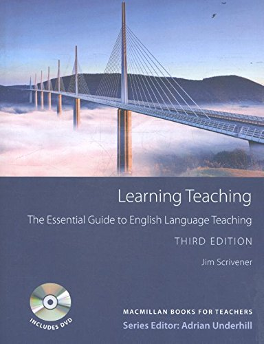 Learning Teaching: 3rd Edition Student's Book Pack (Books for Teachers) (MacMillan Books for Teachers) By Jim Scrivener