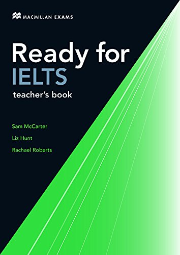 Ready for IELTS Teacher Book By Sam McCarter