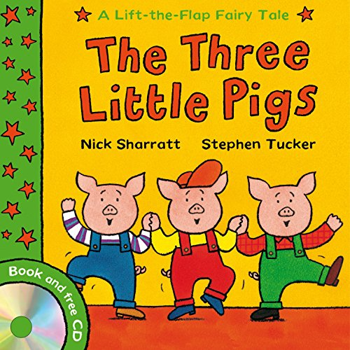 The Three Little Pigs By Illustrated by Nick Sharratt