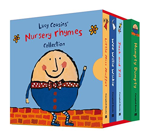 Lucy Cousins' Nursery Rhymes Collection By Illustrated by Lucy Cousins