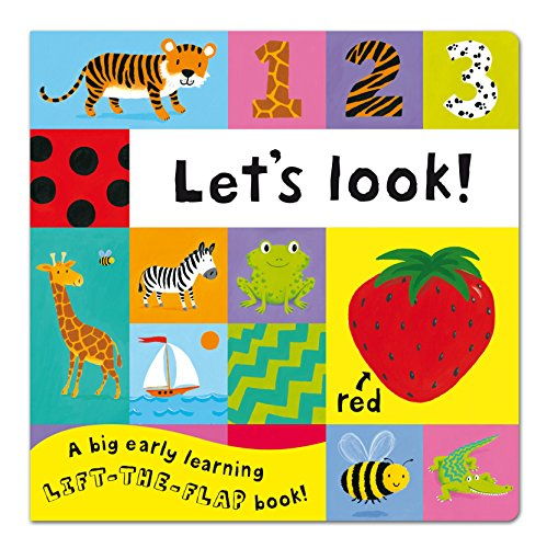 Let's Look! By Illustrated by Emily Bolam