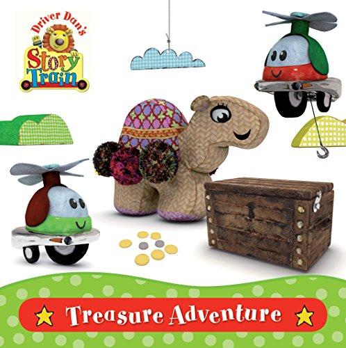 Driver Dan's Story Train: Treasure Adventure By Rebecca Elgar