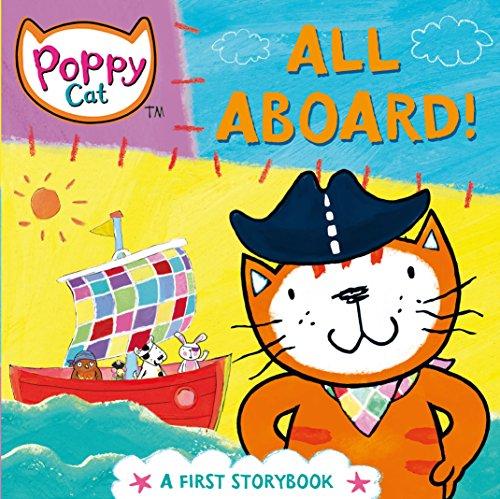 Poppy Cat TV: All Aboard! By Lara Jones