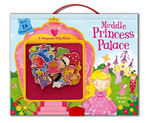 Muddle Princess Palace By Illustrated by Jennie Poh