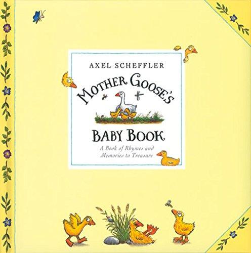 Mother Goose Baby Book - Axel Scheffler (Hardback)