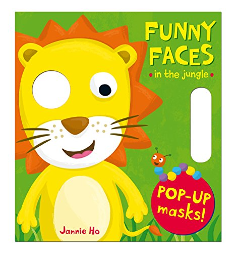 Funny Faces: In the Jungle By Jannie Ho