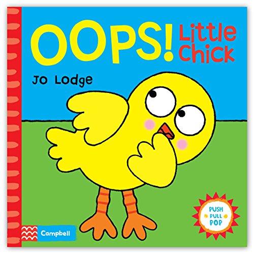 Oops! Little Chick By Jo Lodge