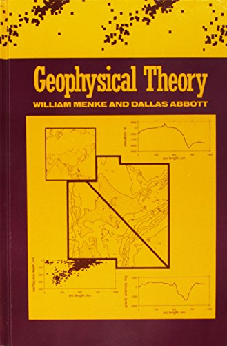 Geophysical Theory By William Menke