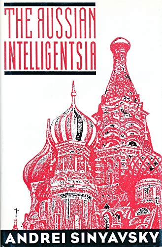 The Russian Intelligentsia (The Harriman Lectures) By Richard Pipes