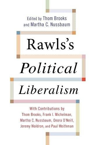 Rawls's Political Liberalism by Dr. Thom Brooks