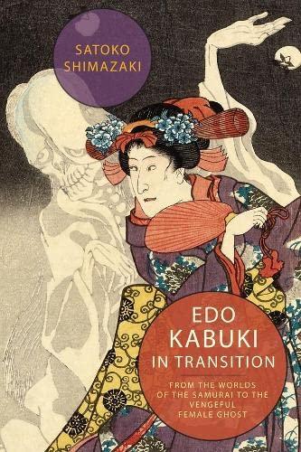 Edo Kabuki in Transition par Satoko Shimazaki