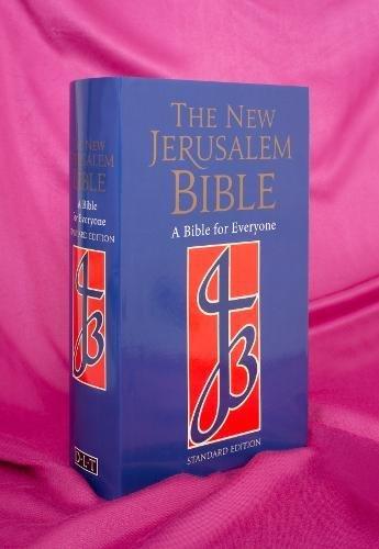 NJB Standard Edition Blue Cloth Bible By Volume editor Henry Wansbrough