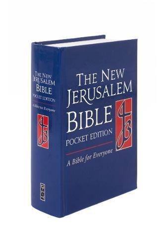 The New Jerusalem Bible: NJB Pocket Bible: New Jerusalem Bible by Henry Wansbrough