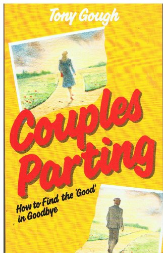 Couples Parting By Tony Gough