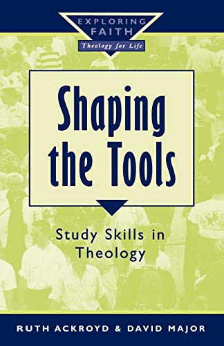 Shaping the Tools By Ruth Ackroyd