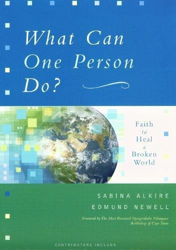 What Can One Person Do? By Sabina Alkire