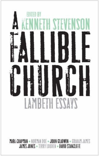 A Fallible Church By Kenneth Stevenson