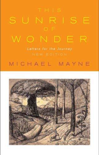 This Sunrise of Wonder By Michael Mayne