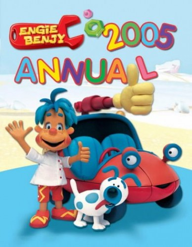 Engie Benjy Annual By Rod Green