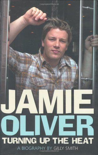 Jamie Oliver By Gilly Smith