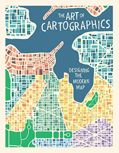 The Art of Cartographics By Jasmine Desclaux-Salachas