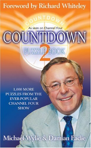 """Countdown"" Puzzle Book By Michael Wylie"