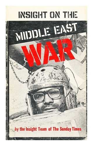 """Middle East War By """"Sunday Times"""""""