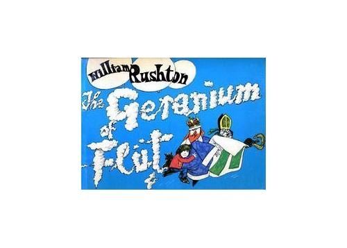 Geranium of Flut By William Rushton