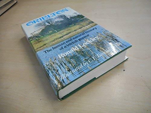 Orielton By R. M. Lockley