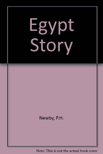 Egypt Story By P. H. Newby
